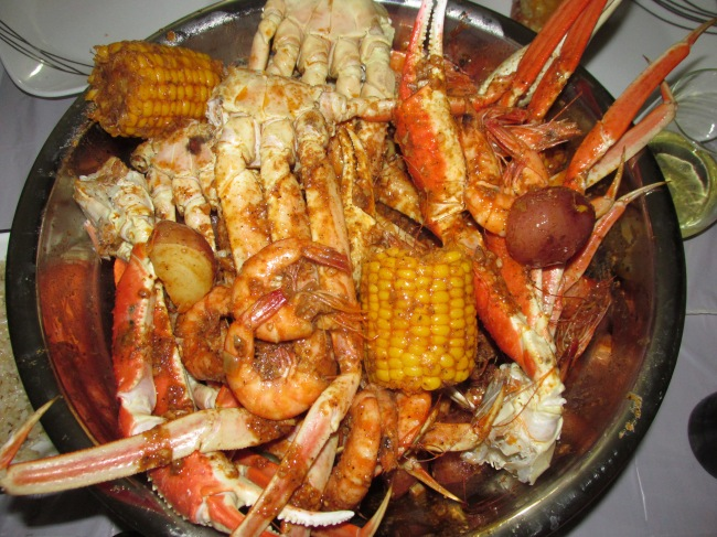 Boiling Crab Whole Shabang Copycat | Happy Mommy Homemaker